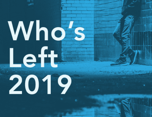 Who's Left 2019, part two: How do you lose 6,700 pupils?