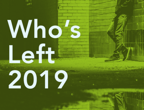 Who's Left 2019, part three: The government needs to take action